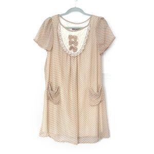 Dresses & Skirts - NWOT Cute brown dress